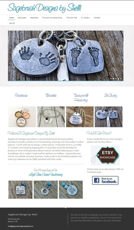Sagebrush Designs by Shelli, Brandon, South Dakota